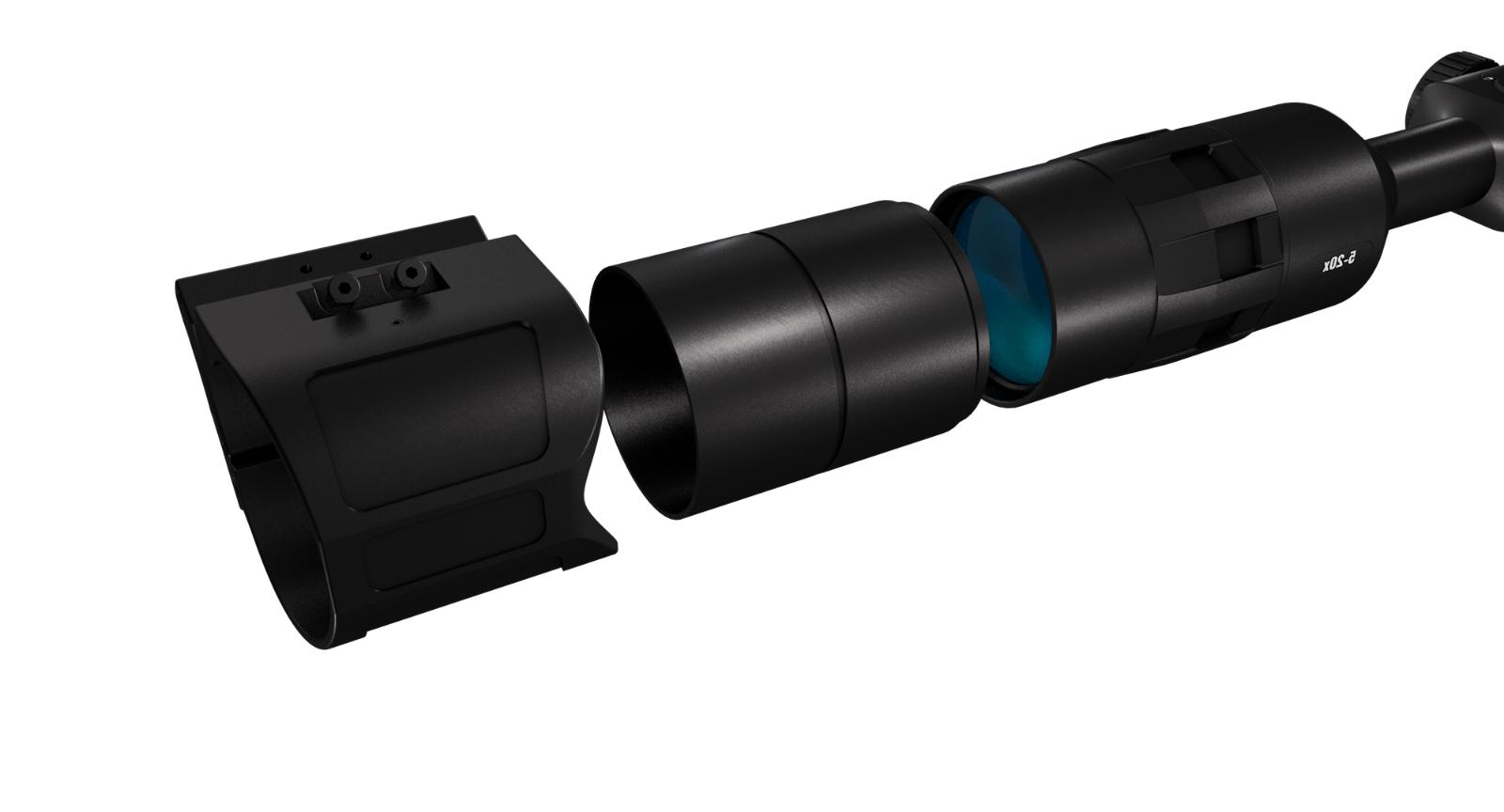 ATN ABL Ballistic Smart Laser w/Bluetooth