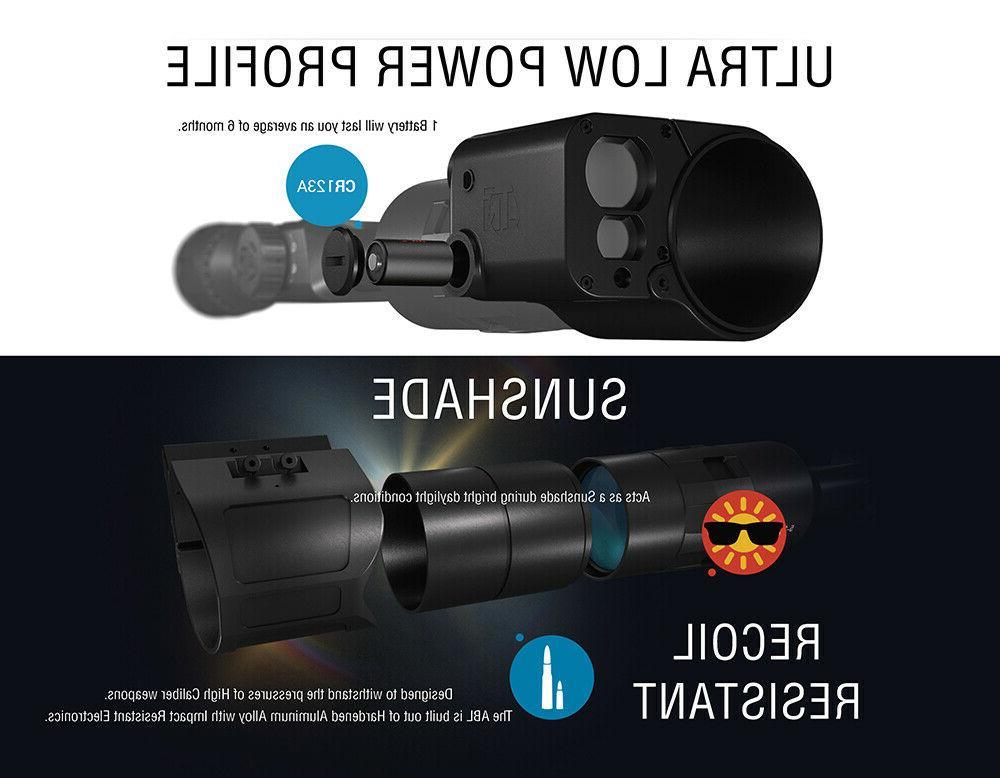 ATN 1500 Ballistic Laser Rangefinder w/Bluetooth