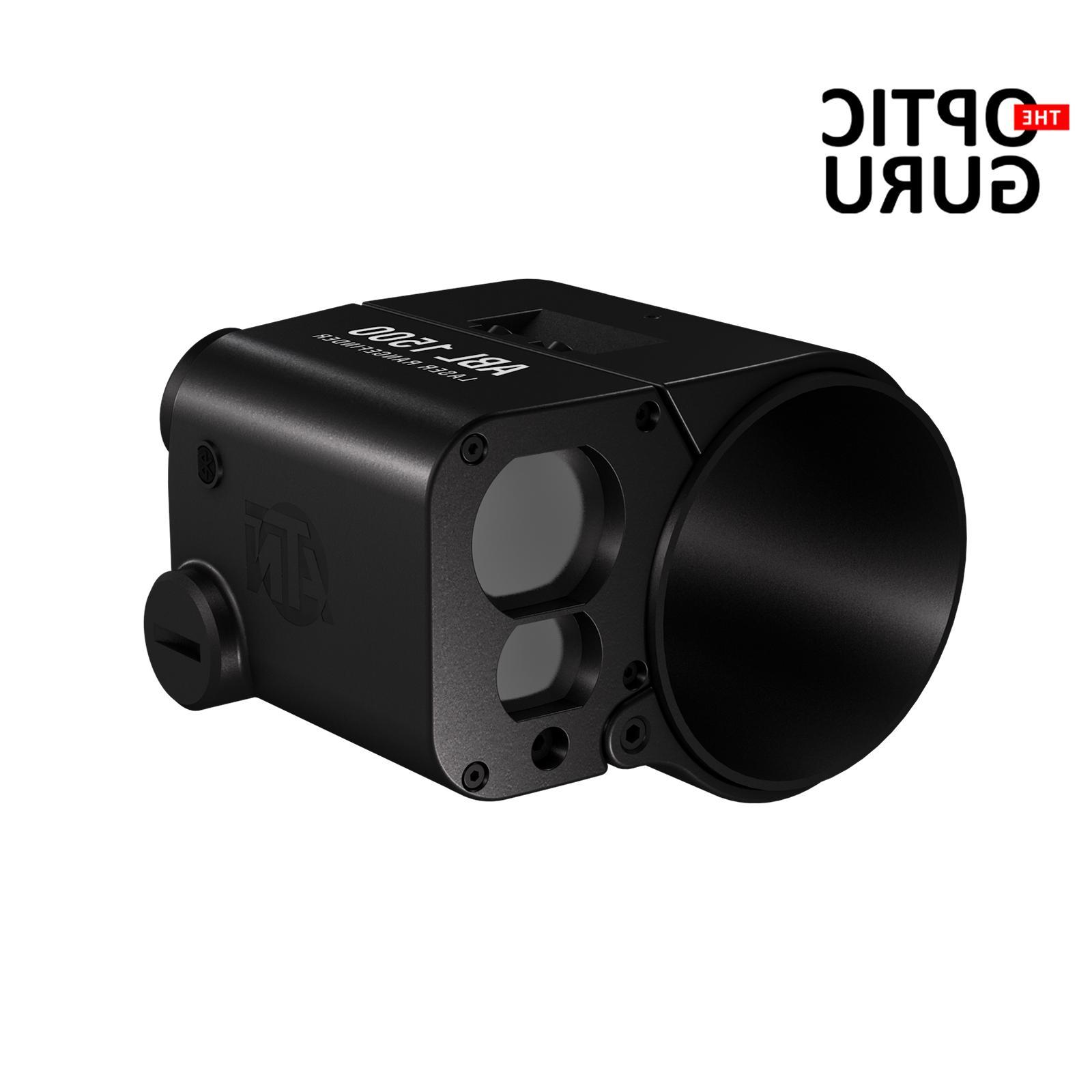 abl 1500 auxiliary ballistic smart laser rangefinder
