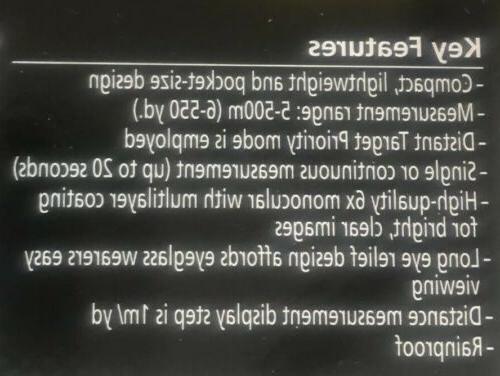 Nikon Aculon AL11 6x20 Laser