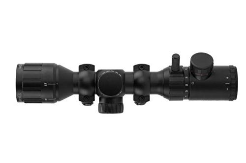Monstrum Tactical Rifle Scope with Range