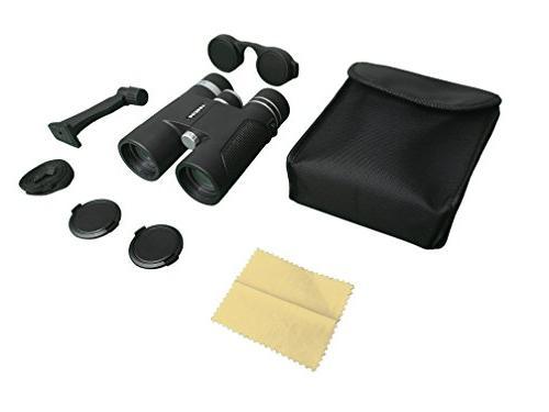 Roxant Evolution High Definition Binoculars for Adults 10x42 Shockproof, Weatherproof Metal Alloy Case