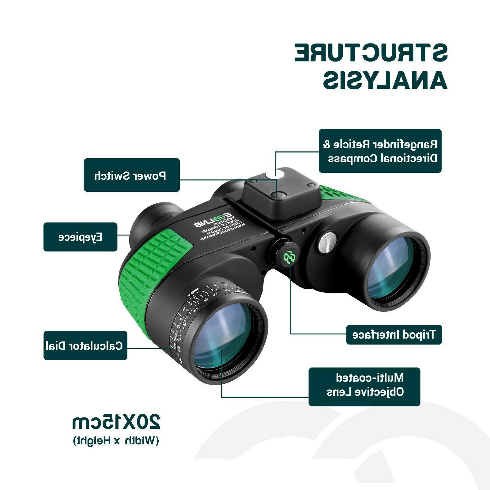 Binoculars Boating with HD