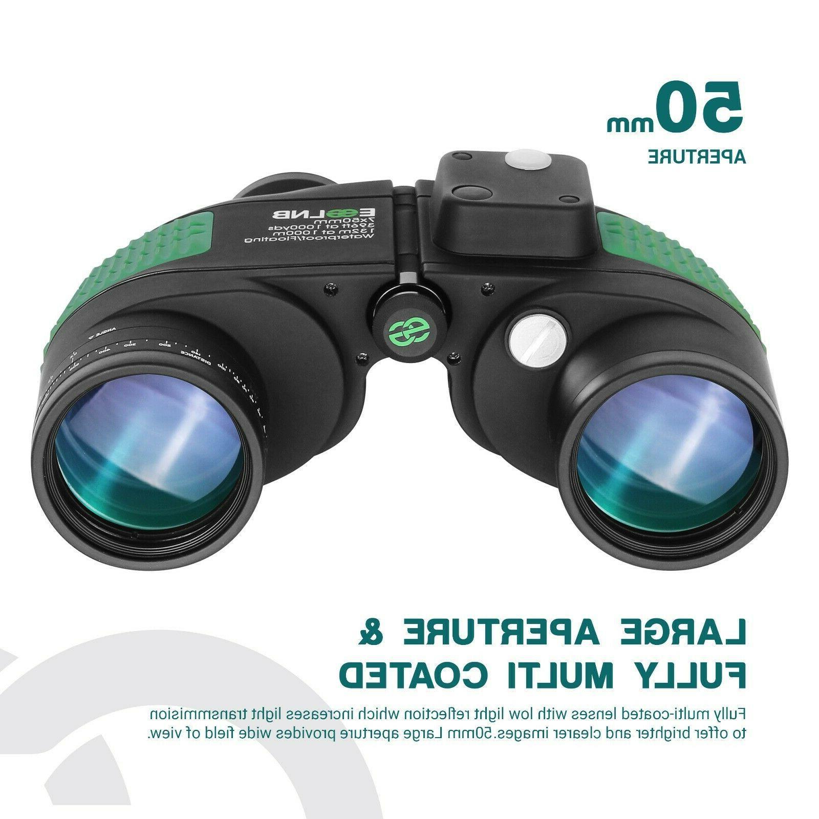 Binoculars 7X50 for Hunting Boating HD