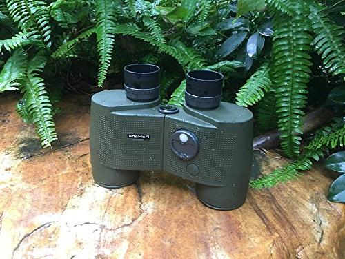 ReHaffe 7x50 with Rangefinder Adults Marine Boating Sailing and