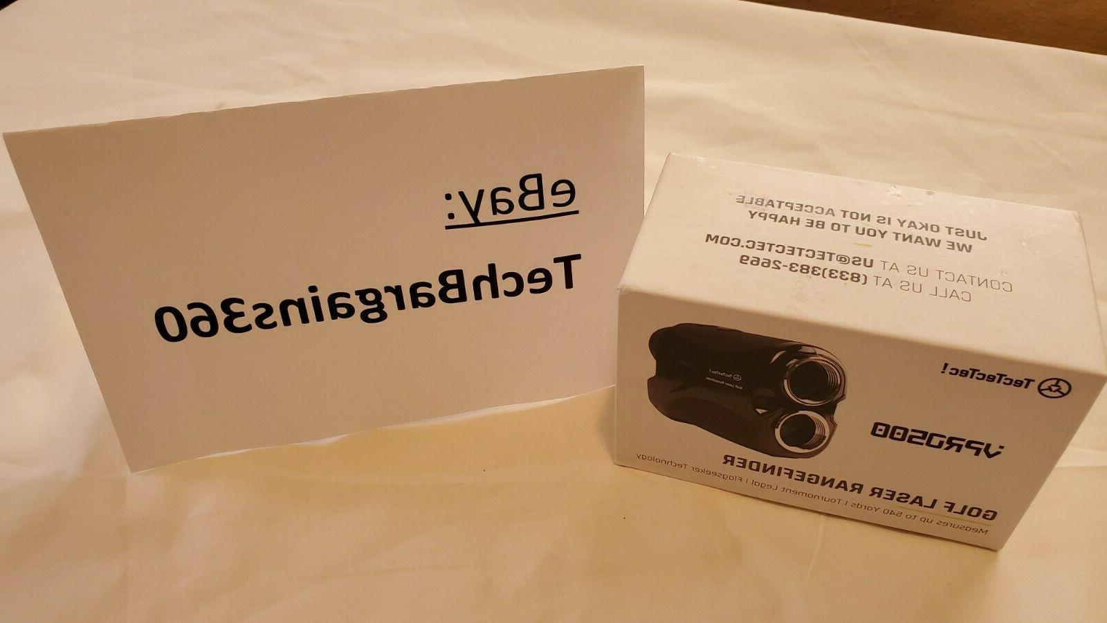 brand new in box vpro500 golf laser
