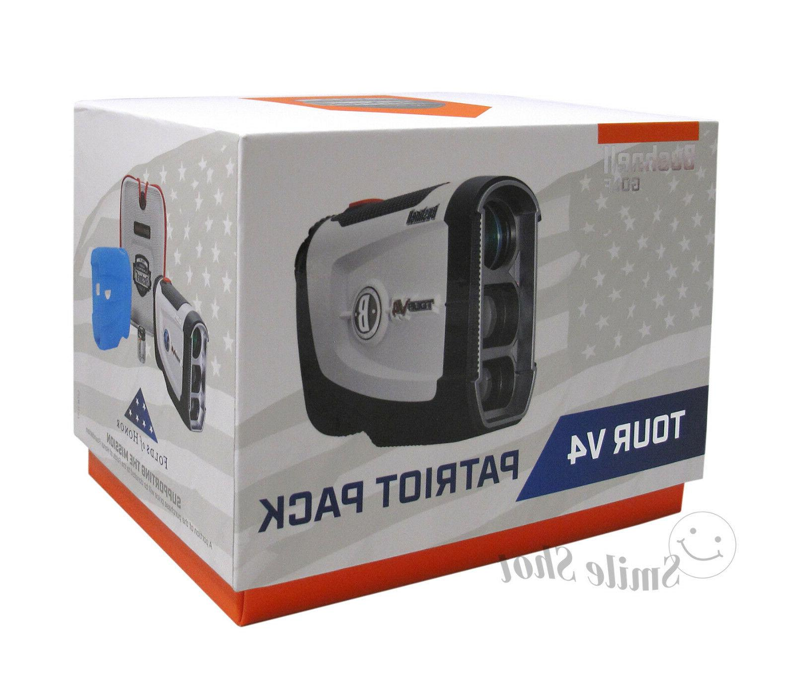 Brand New V4 Patriot Pack Rangefinder Jolt