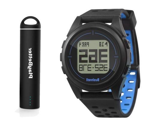 bushnell ion 2 golf gps watch bundle