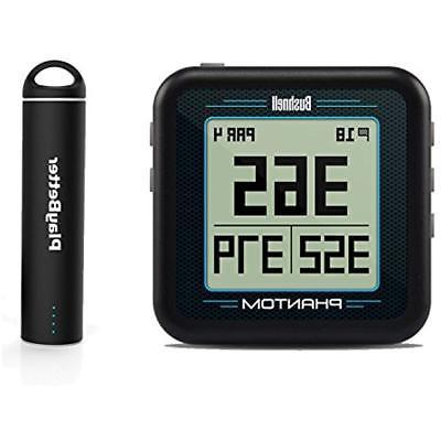 Bushnell with Charger GPS, Built-in Golf Magnet, 35,000+ Compact
