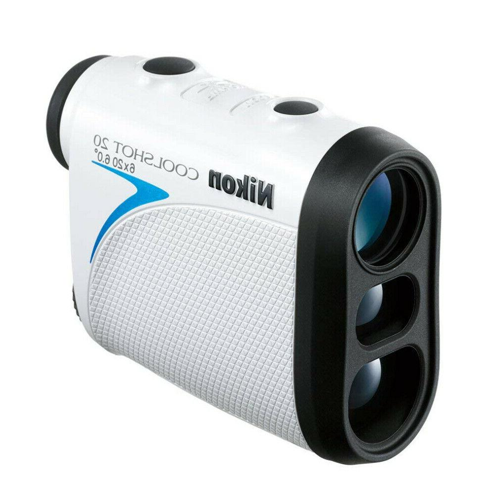 Nikon Coolshot Laser Lightweight Compact