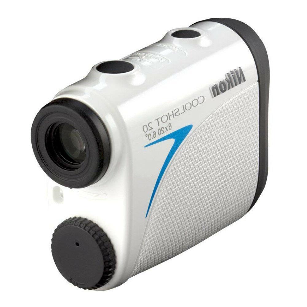 Nikon Coolshot Golf Rangefinder Rainproof Batteries + Keychain