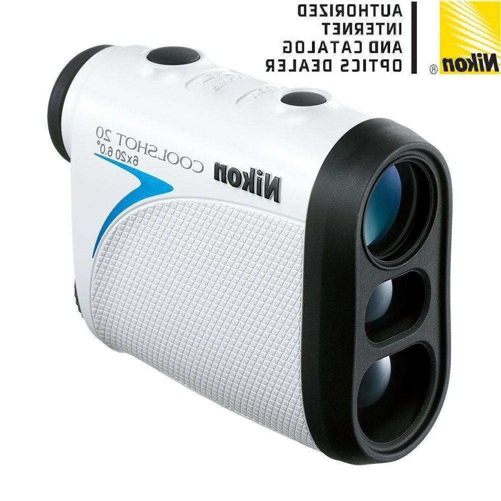 coolshot 20 laser golf rangefinder