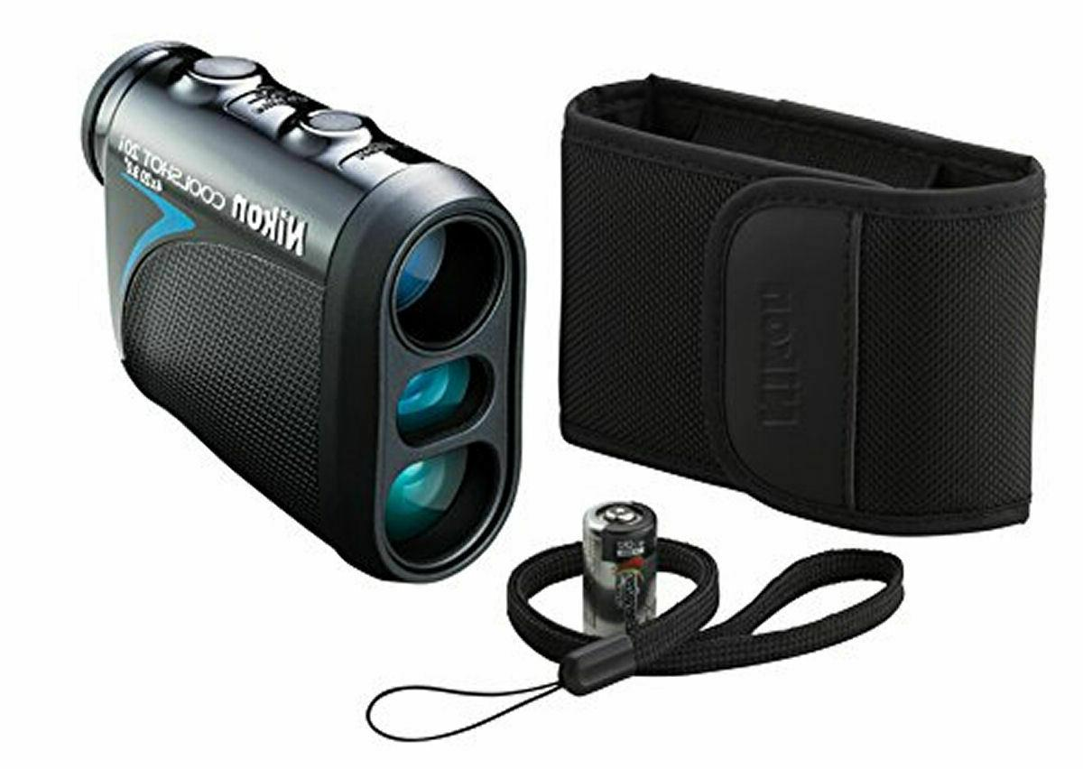 Nikon COOLSHOT Laser Rangefinder id Technology