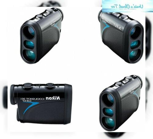 coolshot 20i golf rangefinder slope version renewed