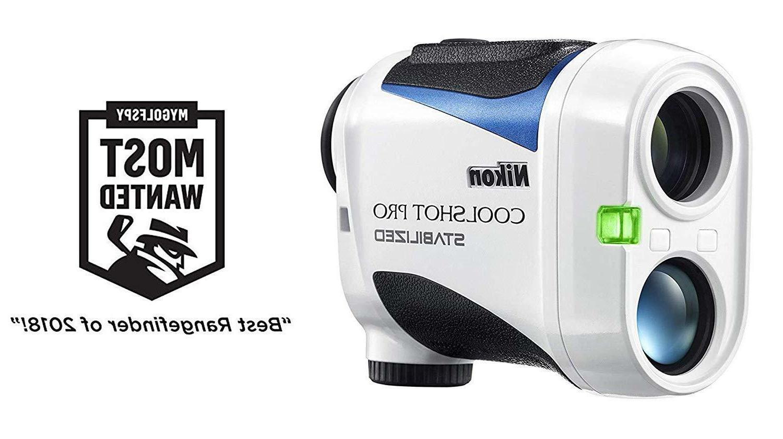 Nikon Golf Laser | OLED Display NEW