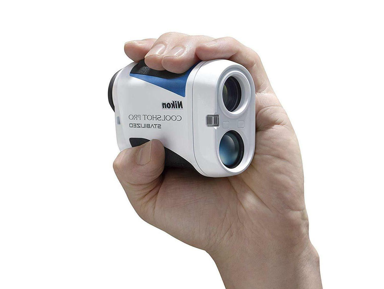 Nikon PRO Golf Laser OLED Display NEW