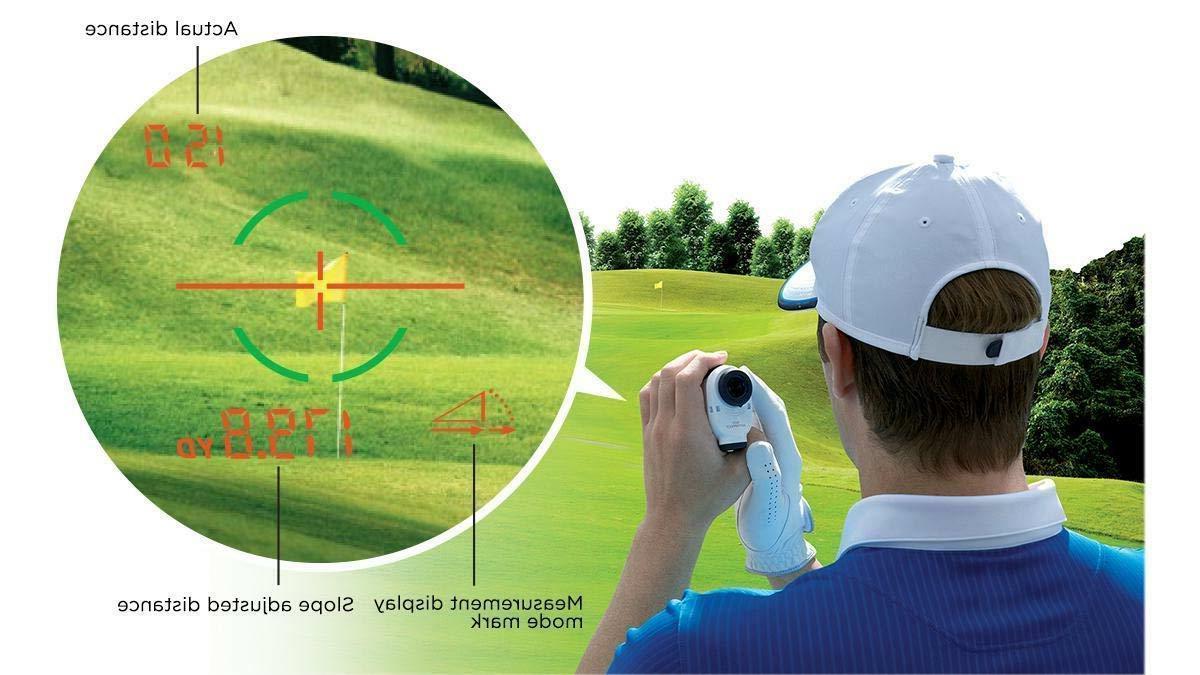 Nikon STABILIZED Golf Laser Rangefinder | OLED Display BRAND NEW