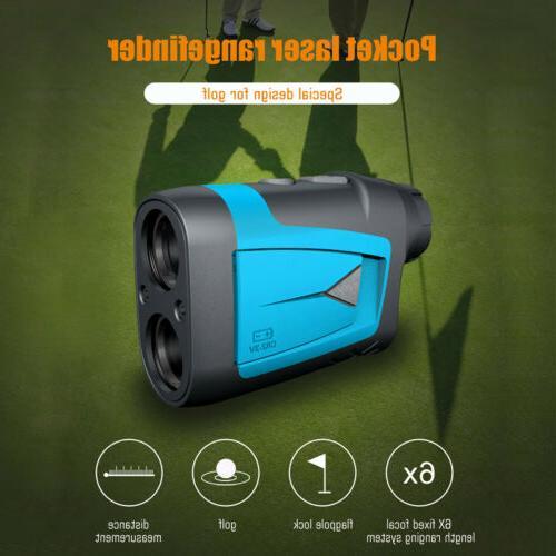 HD 650 Range Telescope Golf Hunt Laser Lock