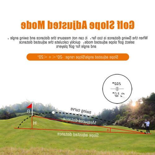 HD 650 Range Finder Golf Hunt Lock