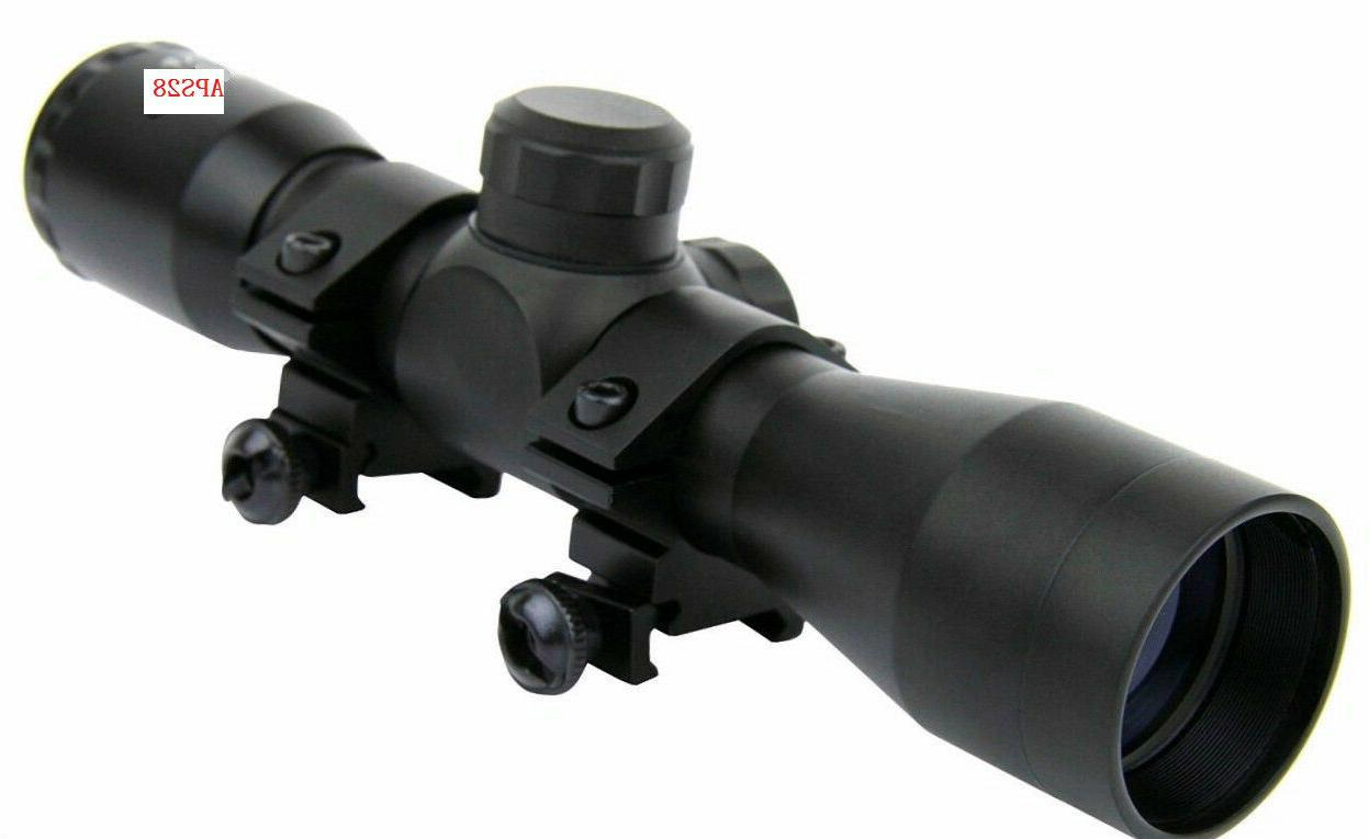 Field Sport 4X32 Compact .223 .308 7.62x39 mm Tactical Scope