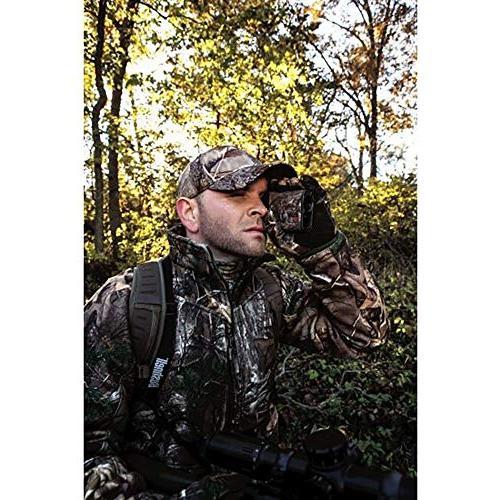 6x 21mm Rangefinder, Black