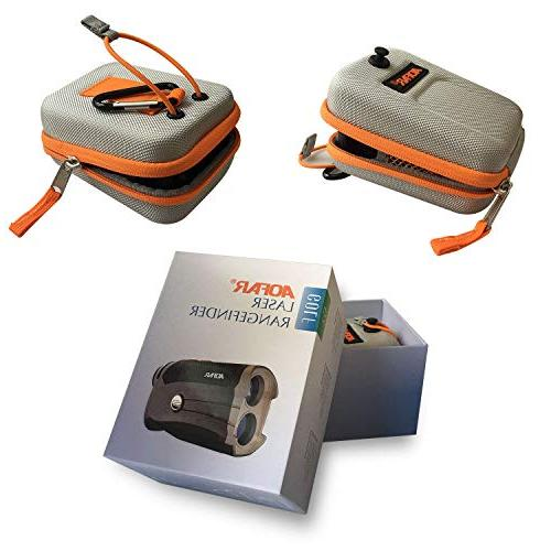 AOFAR G2 with Laser 6x25mm Waterproof, Case, Gift Packaging