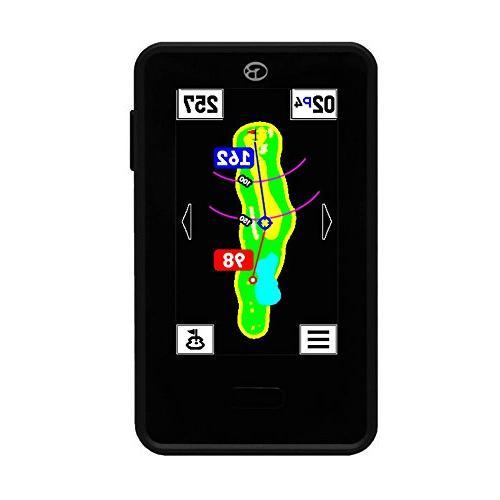 Golf Buddy GB3 VTX Talking Handheld GPS