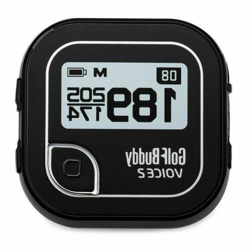 Golf Buddy 2 Talking GPS Watch Belt