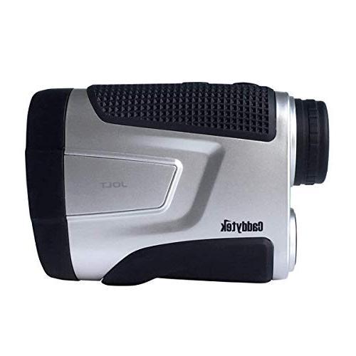 CaddyTek Golf Rangefinder with Slope and Function