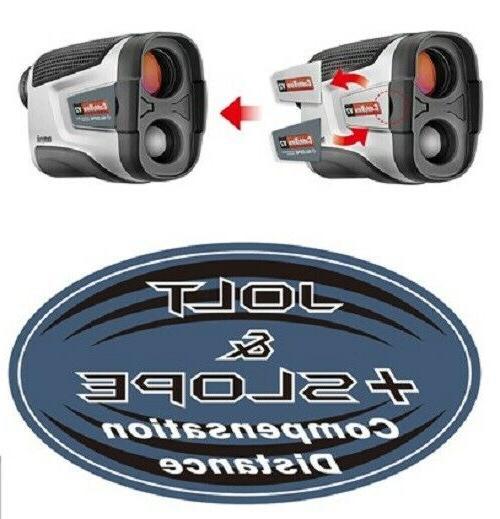 golf laser rangefinder caddyview v2 slope