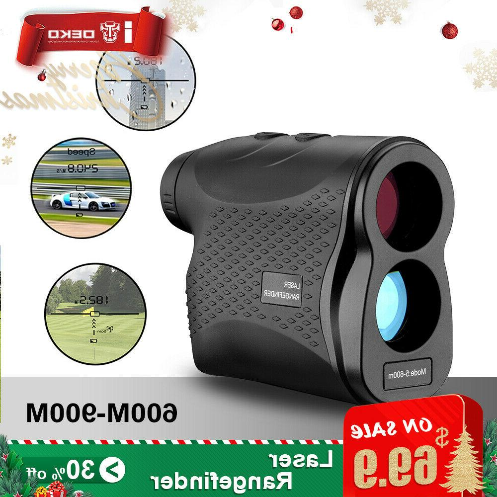 pro 600m digital telescope laser range finder