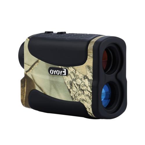 Eyoyo Golf Rangefinder 5-1000 Yd 6X Magnification Precision