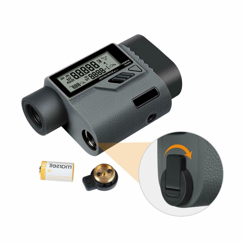 SUAOKI Golf Rangefinder Yards Laser Finder Flag-Lock,
