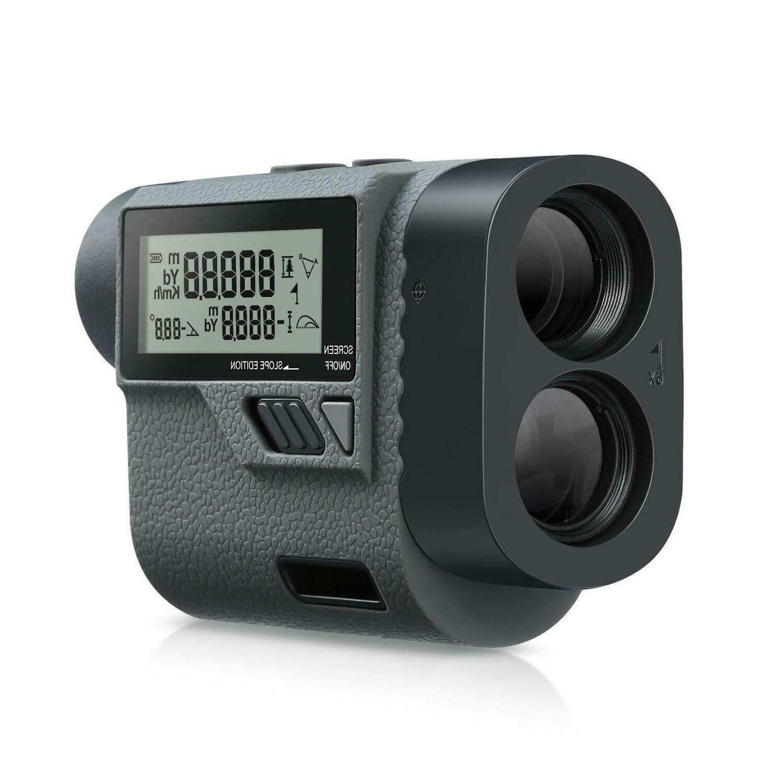 golf rangefinder 656 yards laser range finder