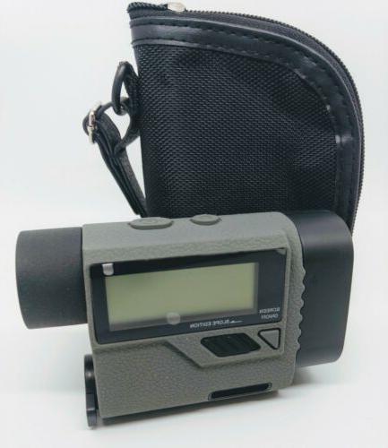 SUAOKI Yd Laser Range Flag Lock Speed/Distance/Angle