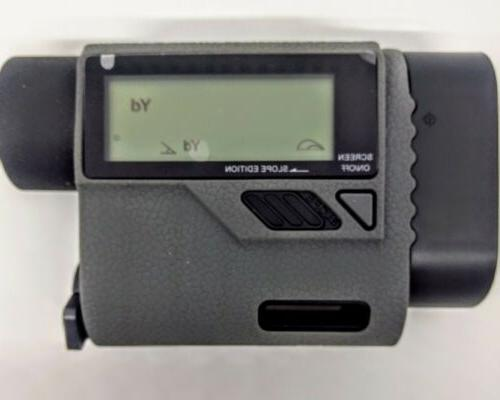 SUAOKI Golf Rangefinder Yd Laser Flag Speed/Distance/Angle