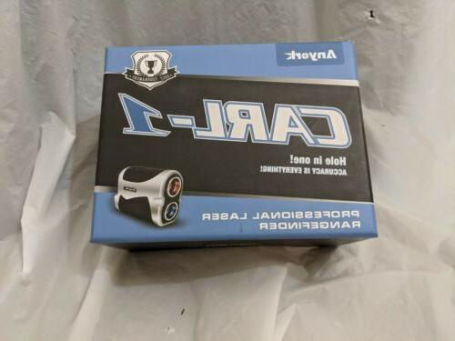 Anyork Rangefinder 6X Laser Range 1500 Yard with