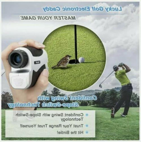 Anyork Golf Rangefinder Laser Finder 1500 Yard with
