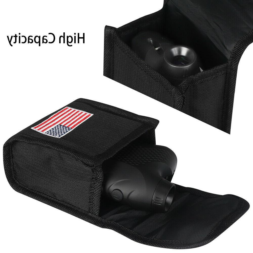 Golf Rangefinder Cover Magnetic USA with Carabiner Fit Models