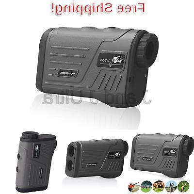 golf rangefinder laser hunting range