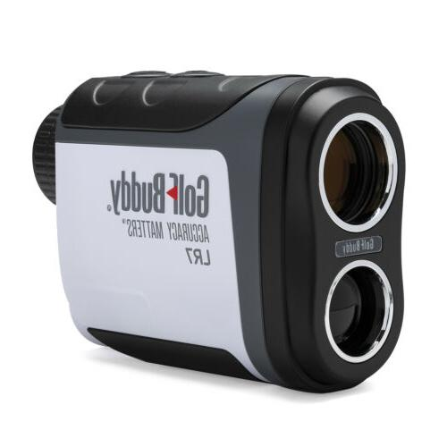 GolfBuddy LR7 Laser Rangefinder Golf  -  Pin Finder With Vib