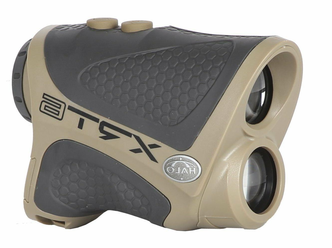 Wildgame 600 Yard Halo Laser Range Finder - 6x - Water Resis