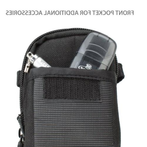 USA Laser Rangefinder Case with Strap - Fits ACULON AL11, TecTecTec 16228 Coolshot Prostaff Monarch 7I, More