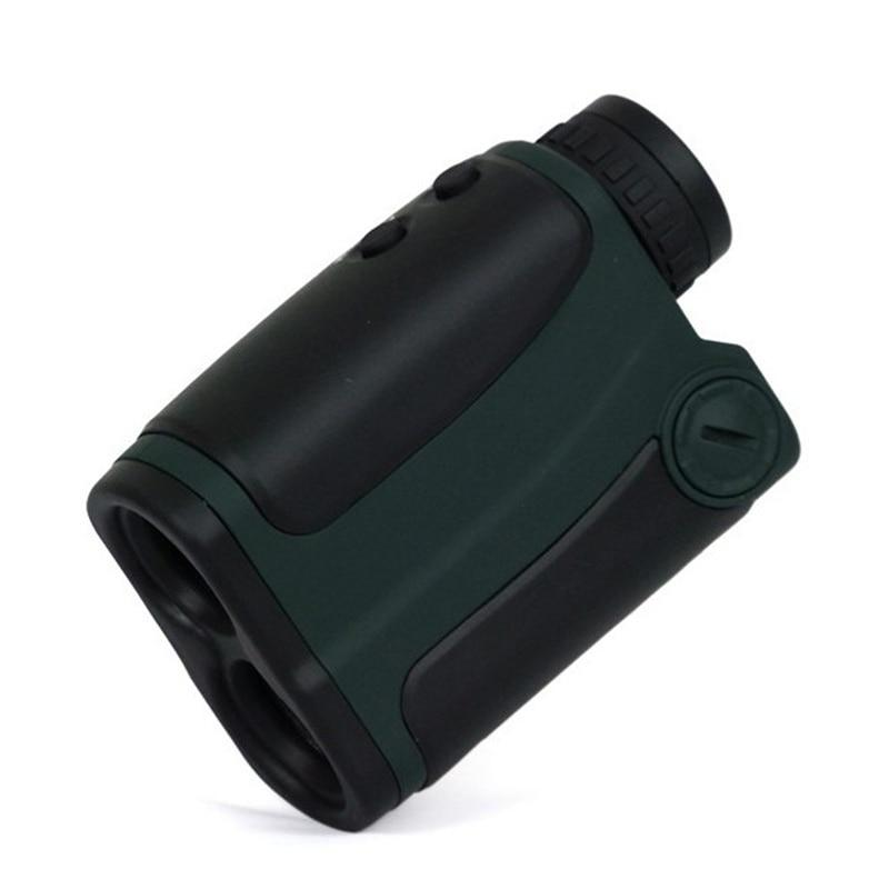 hot sales Laser Rangefinder Optics Outdoor Distance Measure Telescope