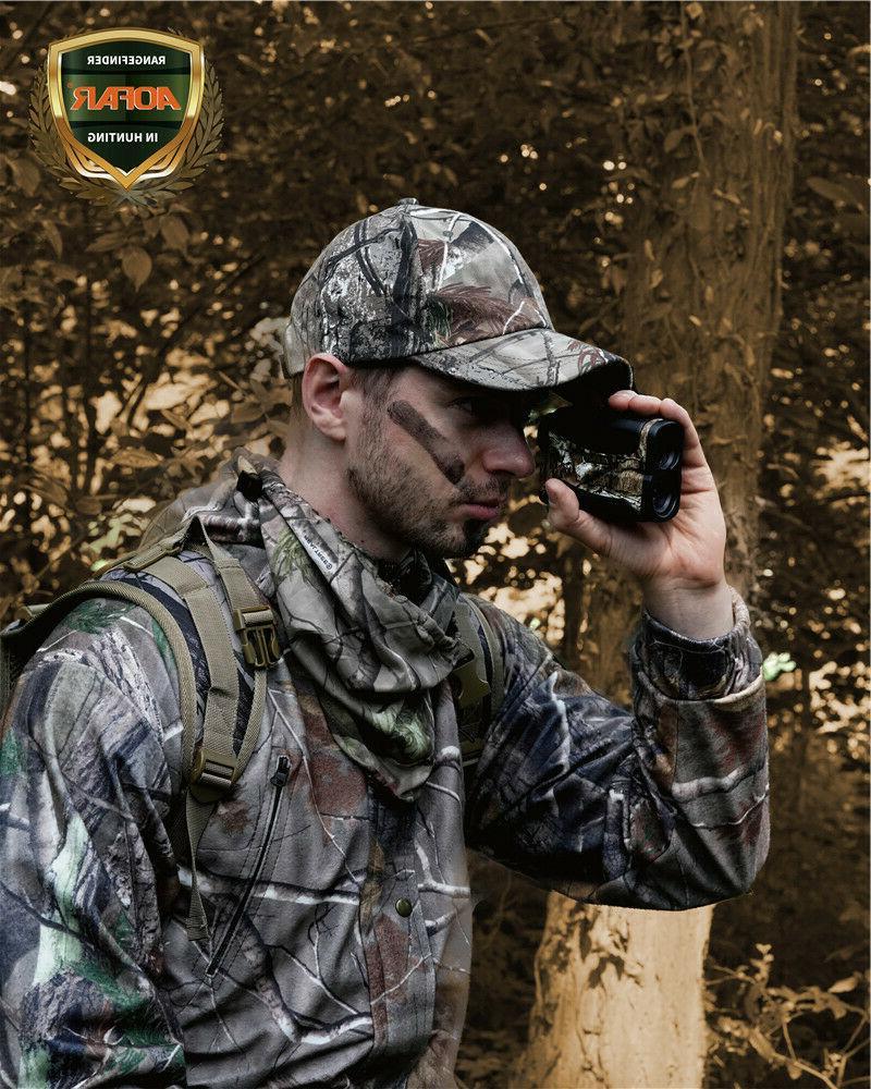Hunting Range Finder 700 Yards Waterproof Rangefinder Hunting