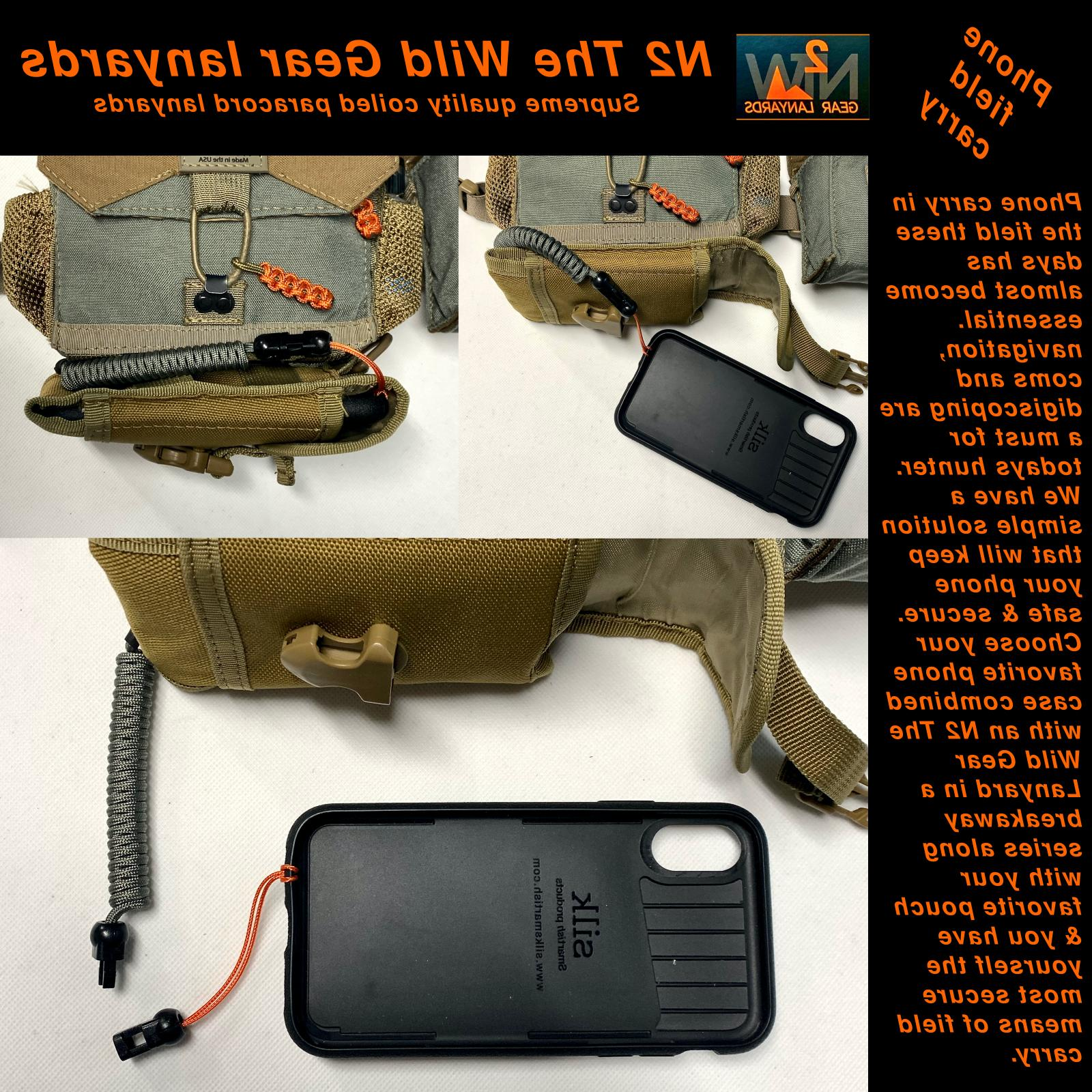 N2 The Lanyards Subalpine Rangefinder GPS