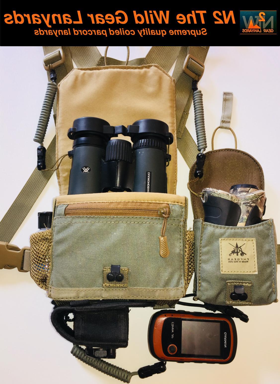 N2 Lanyards Subalpine Coyote Rangefinder