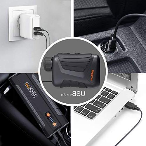 Range Speed/Scanning USB Wrist Carrying 1/4'' Hunting,