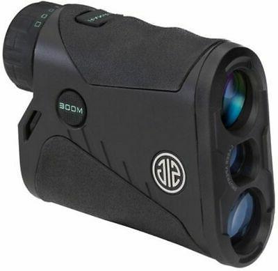 kilo1200 laser rangefinder black