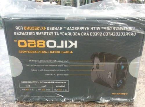 Sig Sauer KILO850 4x20mm Digital Laser Black SOK85401-*NEW*